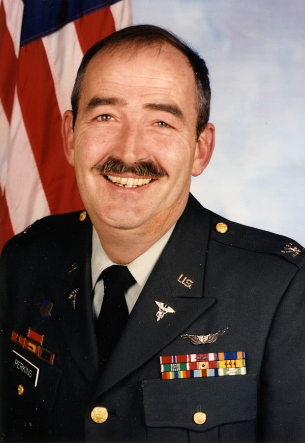 Peter Vernon Perkins