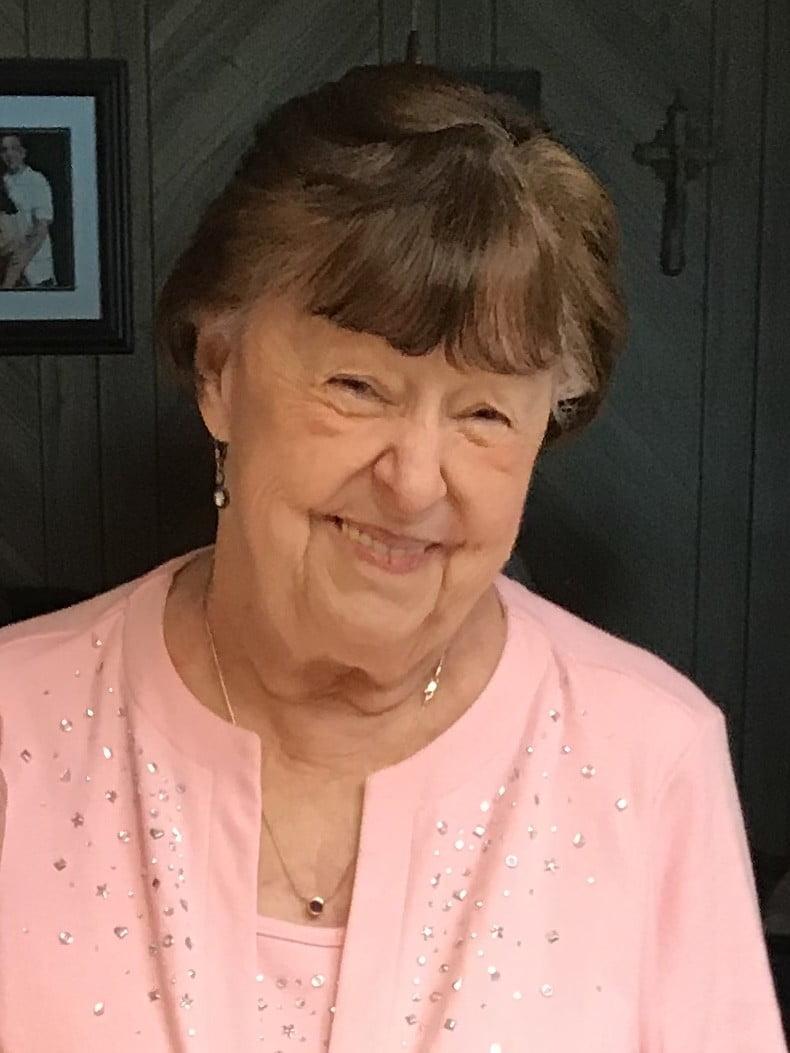 Mary Lou Crosier