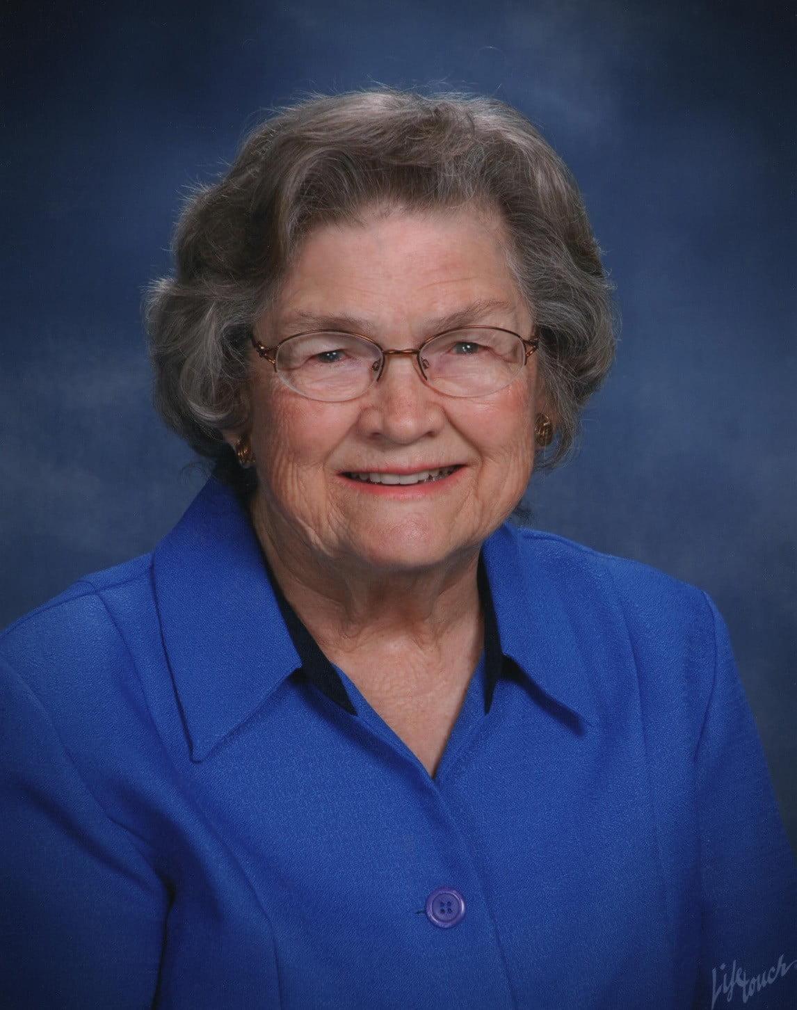 Mary Frances D. Alligood
